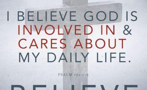 Personal God – We Believe, Part 2