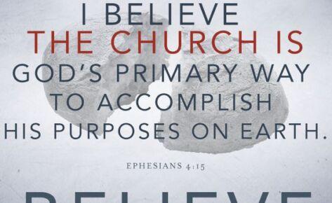 The Biblical Community – We Believe, Part 16