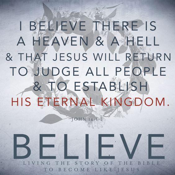 Eternity – We Believe, Part 10