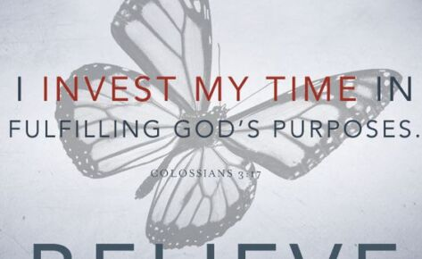 Time – We Believe, Part 13