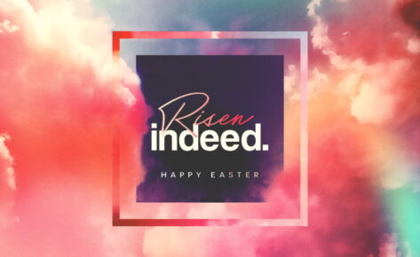 Strange Times, Strange Places, Same God – Easter 2020