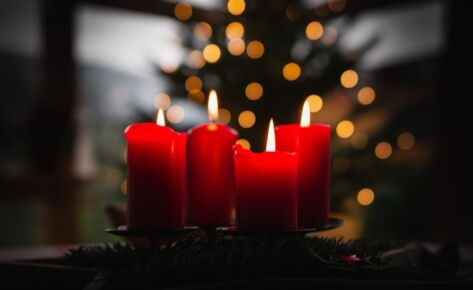 The Fourth Sunday of Advent 2020 – Love